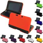 Color Hard Snap-On Rubberized Case Skin Cover Accessory for Nintendo 3DS XL