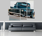 Chevy Truck Car Self Adhesive Wall Picture Poster Not Canvas
