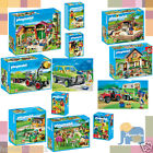 Playmobil ® Country Farm Farmer Tractor Barn Coupling Selection