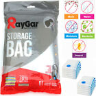 RayGar High Quality Vacuum Compressed Storage Bags Saving Space Seal Vac Bags