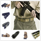 Survival Tactical Belt Waist Strap Fire Rescue Militaria Camping Hunting Rigger