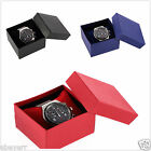 Present Gift Boxes Case For Bangle Jewelry Ring Earrings Wrist Watch Box AR