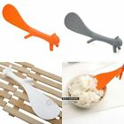 Kitchen Squirrel Shape Rice Paddle Scoop Non Sticky Spoon Korean Style 3 Colors