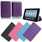 Tri-Fold Smart Flip Leather Protective Shell Stand Case For Google Nexus7 Tablet