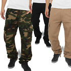 Urban Classics Camouflage Cargo Pant Camo Federal Armed Forces Army Vintage