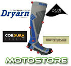 SPRING TECHNICAL MOTORCYCLE MOTORBIKE COMPETITION RACE  BOOT SOCKS LINER BASE