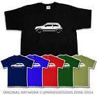 1980s RENAULT 5 GT TURBO INSPIRED CAR T-SHIRT - CHOOSE FROM 6 COLOURS (S-XXXL)