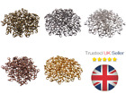100 Pcs 12mm Lobster Claw Clasps Findings Silver Black Gold ** PICK COLOUR * ML