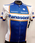 Pro Legacy Team Panasonic Cycling Jersey by Descente