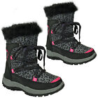 NEW KIDS GIRLS LADIES WINTER SNOW MOON MUCKER WELLINGTON BOOTS SHOE