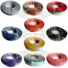 50M 18AWG 24AWG 26AWG Flexible Stranded Equipment Wire Cable Cord Hook-up Strip