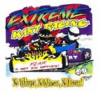 EXTREME KART RACING NO WHIMPS NO WHINERS NO LOSERS GO KART T-SHIRT 4