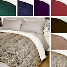 Faux Fleece Soft Sherpa Blanket Wrap Throw Cosy Snuggle Reversible Large