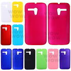1 Pcs Matte Hard Back Case Cove For Motorola Moto G 10 colors