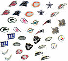 post stud earring NFL PICK YOUR TEAM logo charm