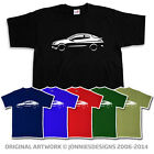 90s FORD PUMA INSPIRED CLASSIC CAR T-SHIRT - CHOOSE FROM 6 COLOURS (S-XXXL)