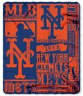 "Brand New MLB Teams New Designs Large Soft Fleece Throw Blanket 50"" X 60"""