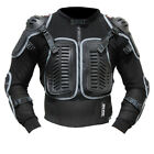 WULFSPORT FULL DEFLECTOR MOTOCROSS MX MTB WULF BODY ARMOUR JACKET PRESSURE SUIT