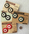 """2 large vintage buttons 1 1/2"""" LADYSHIP SERIES One and a half inch"""