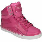 Pastry Womens Pt Sweet Crime Hi Top Trainers In Pink From Get The Label