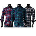 13 Color 4 Size New Mens Luxury Long Sleeve Casual Slim Fit Stylish Dress Shirts