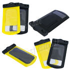 Lanyard Bag Waterproof Armband Cover Pouch Skin For Samsung Galaxy S4 GT-I9500