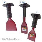 """Bolster Chisel Rubber Guard Sizes 2 1/4"""" 3"""" 4"""" Steel Stone Brick Builders"""
