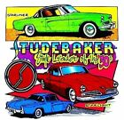 THE ICONIC CLASSIC 1953 1954 STUDEBAKER LOEWY COUPE CAR T-SHIRT  TB154
