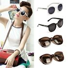 Fashion Vintage Retro Women Men Unisex Round Mirror Lens Sunglasses Hot Sell