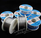 100g Actived Quality 60/40 Tin/lead Rosin Core Weld Solder Wire 0.5-2mm 2% Flux