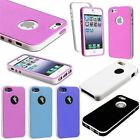 Bumper Hard Cover Soft Case For Apple iPhone 5 5S Accessory