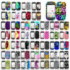 For Samsung T599 Galaxy Exhibit Rubberized Design Phone Hard Case Cover