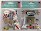 U CHOOSE  Jolee's  PARIS #2    PARIS   3D Stickers