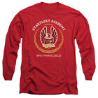 Star Trek Next Generation TV Series Academy Heraldry Adult Long Sleeve T-Shirt on eBay