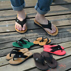 New Mens Flip Flop Sandals Slipper Summer Casual Beach Home 4 Color UK Size 7-11