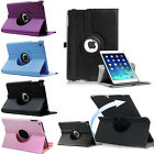 360 Degree Rotating Leather Smart Stand Case Cover For Apple iPad 2 iPad 3 iPad4