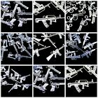 Tibetan Silver Gun Pistol Charms Mens Jewellery Necklace Pendats Many Styles ML