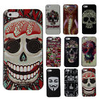 Unique Pattern Plastic Durable Protector Case Covers For Apple iPhone 5/5S