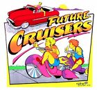FUTURE CRUISERS 1949-51 CUSTOM & CAR CUSTOM BIKES KIDS T-SHIRT K25