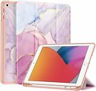 Folio Magnetic Pu Leather Smart Cover Stand Case For Apple Ipad Wake/sleep