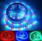 5M 1210 270SMD LED Car Truck Waterproof Flexible Strip Light IR Remote RGB Flash