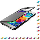 For Samsung Galaxy S5 SV Magnetic Wallet Color Hard Case Pouch Front Cover