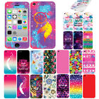 For Apple iPhone 5C Light Lite Music Vinyl Skin Decal Sticker Accessory