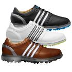 2014 Adidas PURE 360 Mens Waterproof Leather Golf Shoes Lightweight