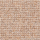Cheap Hardwearing Gold & Cream Fleck Looped Carpet, Bedroom Lounge Quality