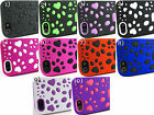 for Apple iPhone 5 5s + Pry Tool& Dog Paws Hybrid Hard/Soft Skin Case Cover
