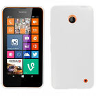 For Nokia Lumia 635 TPU CANDY Hard Gel Flexi Skin Case Phone Cover Accessory