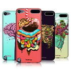 HEAD CASE HUMAN ANATOMY PROTECTIVE COVER FOR APPLE iPOD TOUCH 5G 5TH GEN