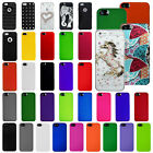 Phone Various Pattern Plain Hard Skin Case Cover for Apple iPhone SE 5 5S