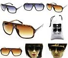 A3011-VP Aviator Turbo Classic Fashion Celebrity driving Pilot Sunglasses +Pouch